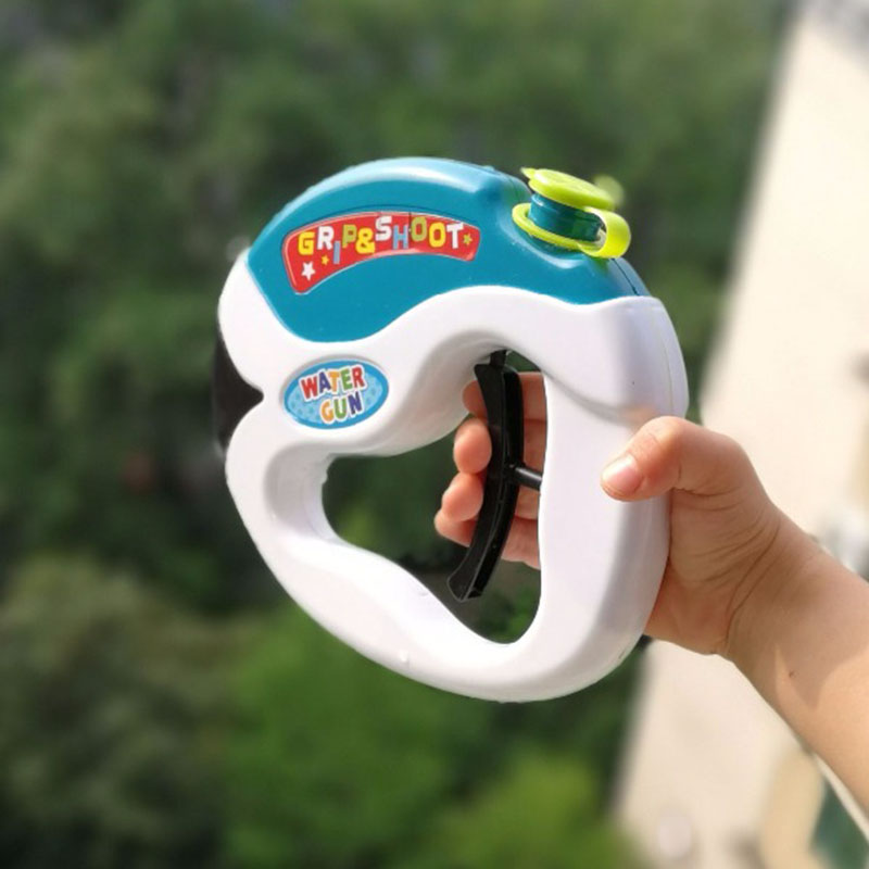 Novelty Summer HOT Toys Water Gun Outdoor Toys For Kis Parent-child Interaction Easy Pull Trigger