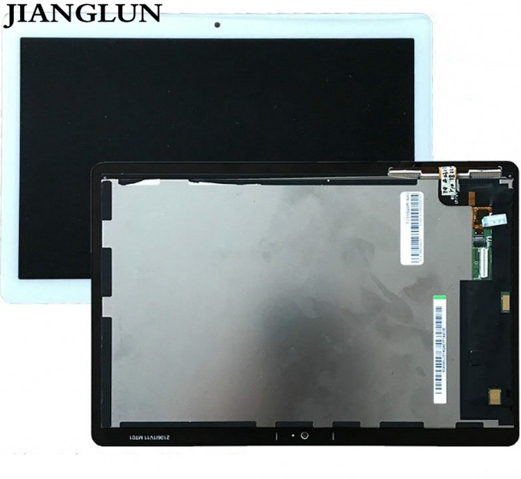 JIANGLUN For HUAWEI glory play 2 tablet AGS-L09 AGS-W09 LCD Display +Touch Screen Digitizer Assembly white lcd display touch screen digitizer assembly for huawei mediapad m3 lite 8 0 td lte cpn l09 cpn w09c