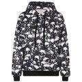 Novos homens da Moda 3d camisolas com cap impressão crânios encapuzados hoodies homem hoody hoodies fatos de treino ocasional encantador com bolsos