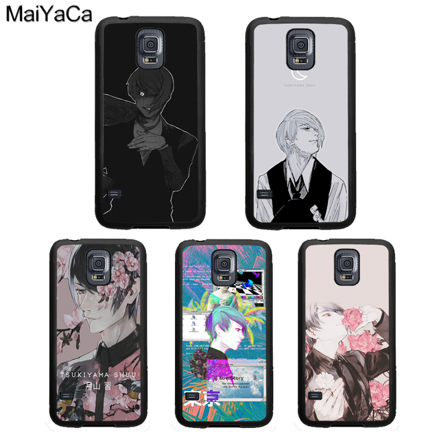 Shuu Tsukiyama Tokyo Ghoul Re TPU Case For Samsung Galaxy A51 A71 A50 A70 A10 A30S A40 Note 10 S8 S9 S20 Ultra S10 Plus S10e