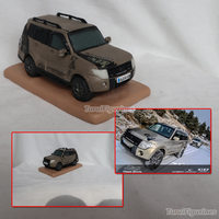 Art OOAK collection polymer clay custom made car model by hand unique gift to boyfriend boss business gift present father's