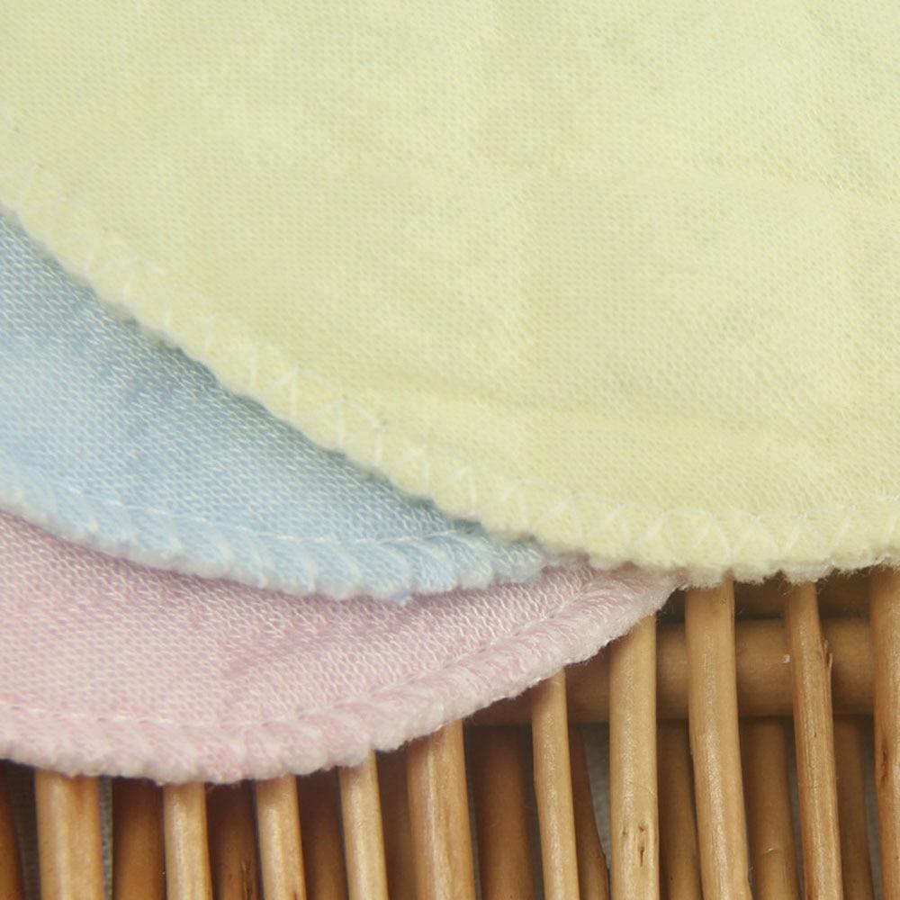 10pcs Baby Feeding Nipple Pads Washable Nursing Pad Soft Absorbent Reusable Nursing Anti-overflow Maternity Breast Pad Accessory 2
