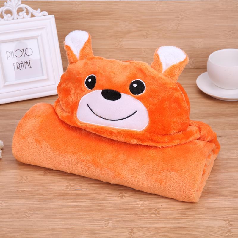 Grote baby badhanddoeken Wrap Cartoon dier Hooded Baby baby - Baby verzorging - Foto 2