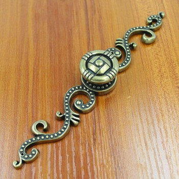 150mm knobs with back plate antique distress kitchen cabinet handles,antique zinc alloy drawer dresser wardrobe pulls knobs