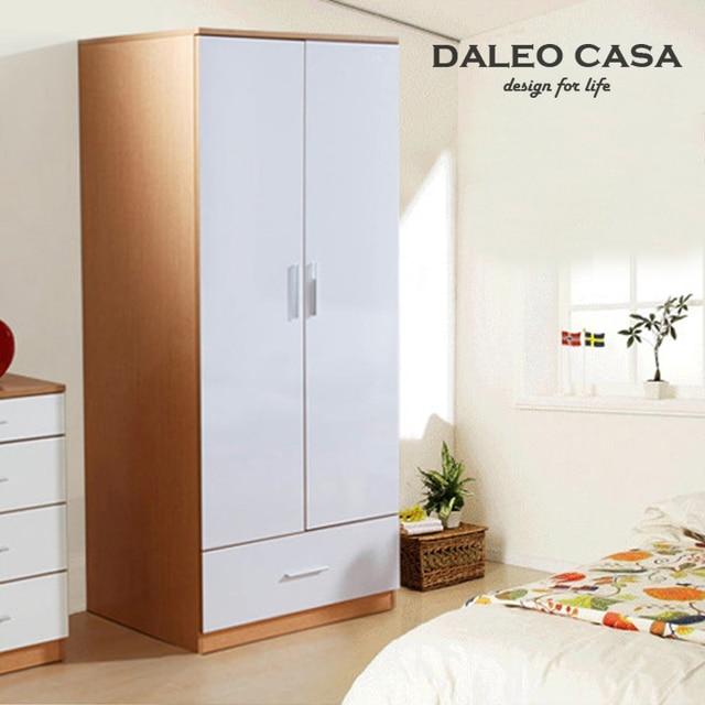 Daryl hogar moderno minimalista diseño de doble puerta del armario ...