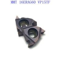 vp15tf ue6020 20PCS MMT 16ER AG60 VP15TF / UE6020 / אשכול US735 קרביד הכנס הפיכת כלי חיתוך כלי מחרטה כלי כרסום CNC קאטר כלי (1)