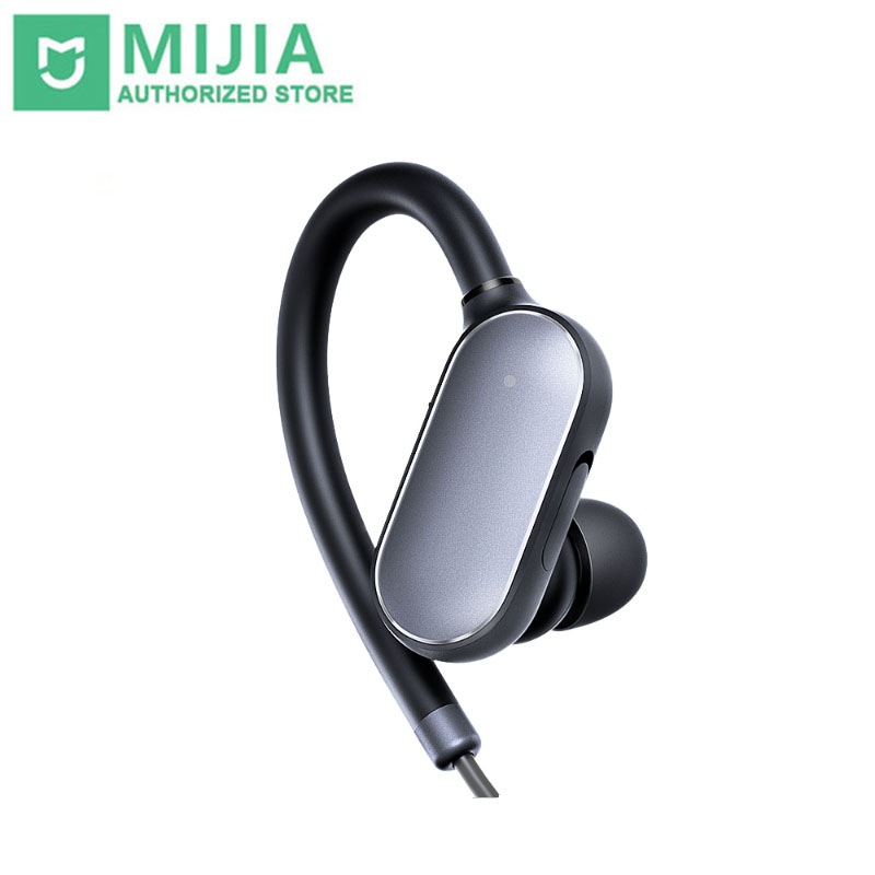 Original Xiaomi Mi Sports Bluetooth Headset Bluetooth 4.1 Music Earbuds Mic IPX4 Waterproof Wireless Earphones for Xiaomi Mi6 original xiaomi mi sports bluetooth 4 1 headphones music earphone mic ipx4 waterproof wireless headset for mi6 fone de ouvido