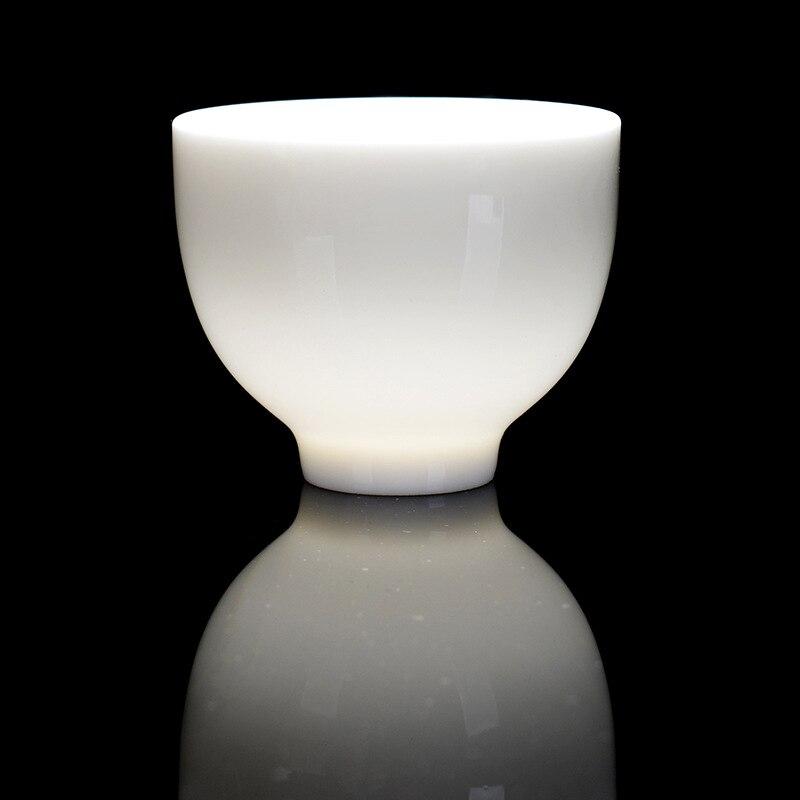Premium Handpainted Ceramic Gong Fu Tea Cups Set 4