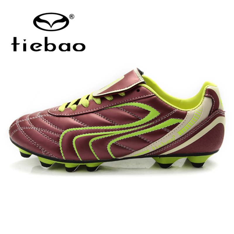 6846702f5d6c TIEBAO Soccer Soccer Shoes Men Women Outdoor Soccer Shoes Chaussures De  Football De Football Football Turf Shoes Outdoor-in Soccer Shoes from  Sports ...