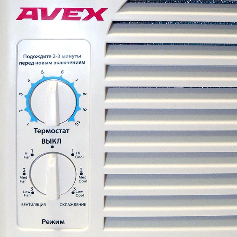 Window Air Conditioner  AVEX WCh-05