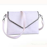 5 Pcs Of BEAU Women Messenger Bags Soft PU Leather Crossbody Bag For Women Clutches Woman