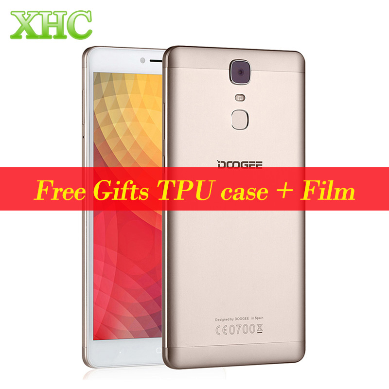 DOOGEE Y6 Max 4G LTE Fingerprint Smartphone 6 5 inch 1920 1080 RAM 3G ROM 32G