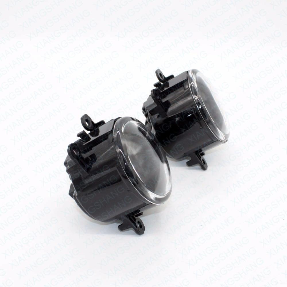2 шт. Auto вправо/влево Туман свет лампы автомобилей укладки H11 Галогенные свет 12 В 55 Вт лампы в сборе для ford Focus MK2 салон da _ 2004-2010