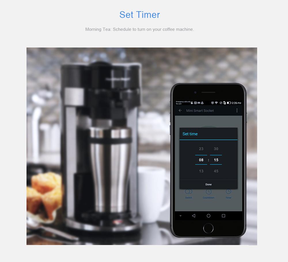 Geekbes Smart Wifi Socket PK Xiaomi Socket (4)
