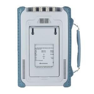 Image 2 - Hantek DSO8060 60 Mhz כף יד דיגיטלי מודד אוסצילוסקופ 2 ערוצים Osciloscopio Portatil 5 ב 1 מנתח ספקטרום DMM