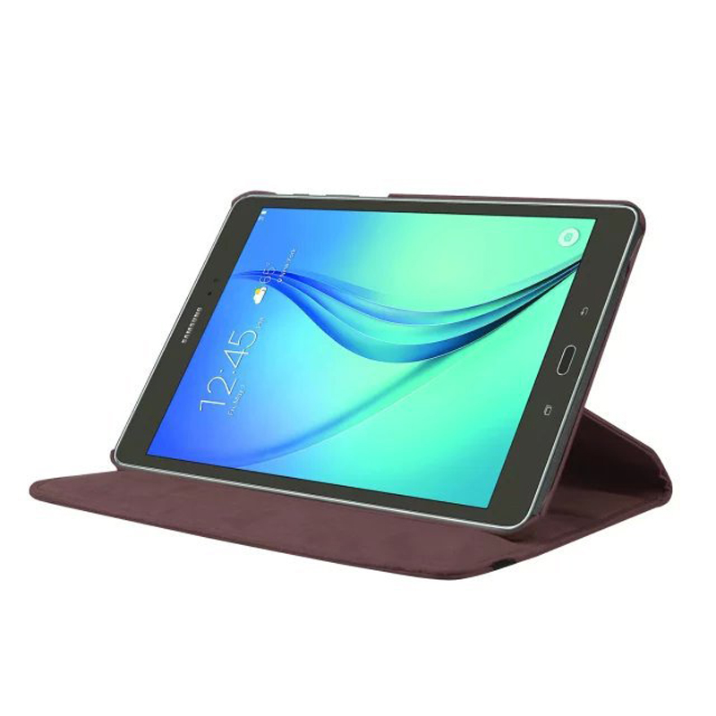 Flip Pu Leather Cover For Samsung Galaxy Tab S2 8.0Inch T710 360 Rotating Stand Cover Case Tab S2 8.0 SM-T710 T715 Tablet Cases