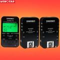 Yongnuo YN622C YN-622C 622C-TX YN622C-Kit Drahtlose TTL HSS Flash Trigger Set Sender + 2X Empfänger für Canon DSLR Kamera