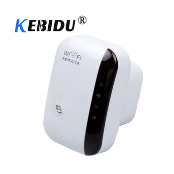 Kebidu 300Mbps Wireless Wifi AP Repeater 802.11n/b/g Network Wi Fi Routers Signal Amplifier Wireless Booster Extender For Home