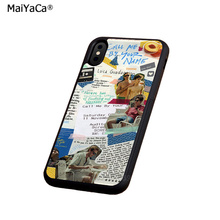 call me by your name soft edge mobile phone cases for apple iPhone x 5s SE 6 6s plus 7 7plus 8 8plus XR XS MAX case