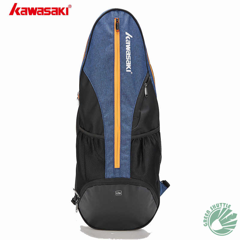 2019 Kawasaki New Badminton Racket Bag 3 Single And Double Shoulder Bags Large Capacity Genuine KBB-8302 KBB-8303 KBB-8308 Bag