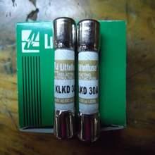 5 PÇS/LOTE KLKD-1 2 3 4 5 6 7 10X38 8 FAST-ACTING Ceramic fuse 600V FUSÍVEL