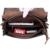 2016 Hot Sale Homens Composto Bolsa de Couro Homens Mensageiro Sólida saco business casual Crossbody mens da forma do vintage saco corpo cruz L4