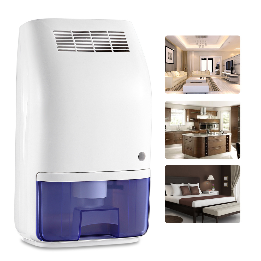 Invitop T8 Electric Mini Dehumidifier Air Dryer  Moisture Absorber with 700ML Water Tank Electric Cooling Dryer for Home US PLUGInvitop T8 Electric Mini Dehumidifier Air Dryer  Moisture Absorber with 700ML Water Tank Electric Cooling Dryer for Home US PLUG