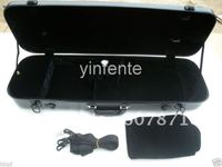 Imitate carbon fiber durable strong 4/4 violin case