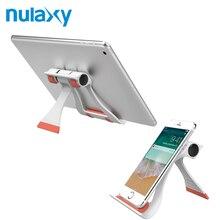 Nulaxy Universal Desk Holder For Smartphone Foldable Mobile Phone Holder Stands