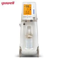 Yuwell koncentrator tlenu maszyna do robienia tlenu we krwi nebulizator dotlenienie opuszka palca pulsoksymetr sprzęt medyczny maska