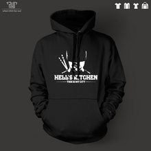 Daredevil hell kitchen original design men unisex pullover hoodie hooded sweatershirt 82% cotton fleece inside free shipping