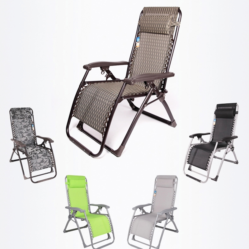 New Design Best Quality Zero Gravity Chair Recliners Patio Pool Lounge For Home Garden