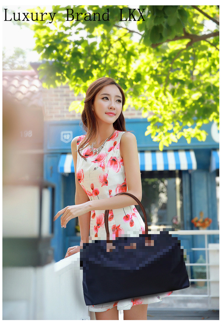 Women Portable Travel Bag Foldable Luggage Bag Waterproof Gym Bag Lady Fitness Travel Handbag Outdoor Backpack Sac