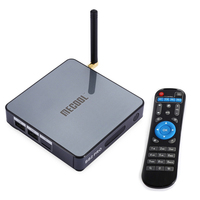 Overseas MECOOL BB2 Pro TV Box With Android 6 0 TV 3GB DDR4 RAM 16GB ROM