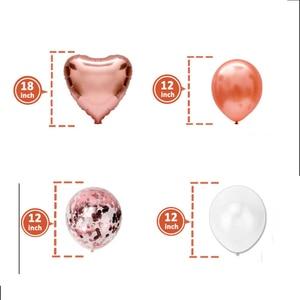 Image 3 - Globos de cumpleaños feliz para niños y adultos, decoración para fiesta de Baby shower, suministros de 1 año, 10 Uds.