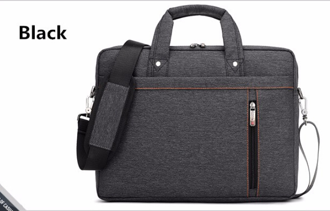 Large Capacity Shoulder Laptop Messenger Bag Men Computer Notebook Bag Multifunction Laptop Bag Women Handbag
