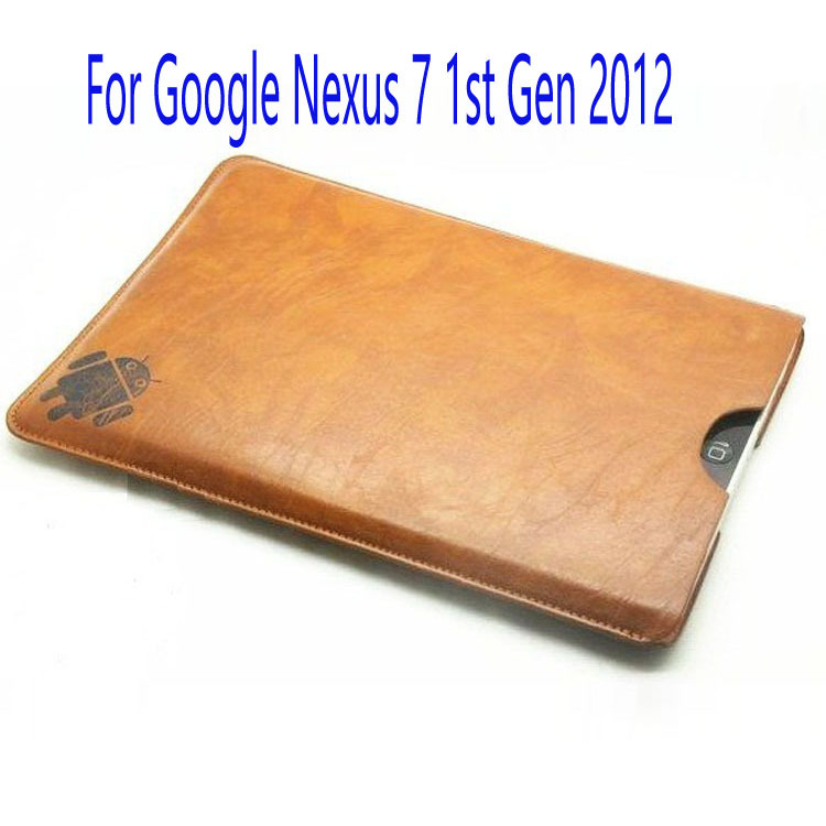For Google Nexus 7 2012 1st Gen  PU Leather Case Smart Cover for Google Nexus 7 N7 ONE Generation 2012 ballu bwh s 100 nexus