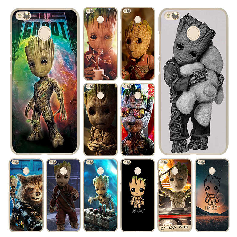 Lavaza Guardians Galaxy Marvel Phone Case for Xiaomi Redmi S2 6 Pro 6A 5 5A 4X 4A Note 7 6 5A 5 4 4X 3 Pro Cover