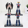 4pcs/set 7cm Anime Mazinger Z PVC Action Figure Toys Dolls Chritmas Gifts