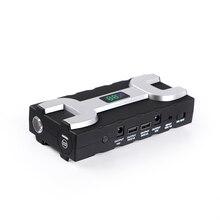 600A пик 20000 мАч Dual USB Портативный автомобиль скачок стартер Батарея Booster Зарядное устройство-компактный Мощность банка для мобильных устройств автомобиль Батарея