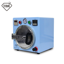 TBK-305 Mini Air Bubble Remover Machine In Addition Just 3 Minutes For Mobile Phone Repair LCD Refurbishment