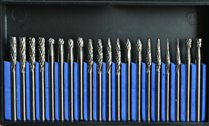 Mini Drill Chucks 20pcs/sets Genuine Overall Tungsten Steel Rotary File Of Metal Cutter 3mm Carbide Burrs Knife Lot hot sale20 x tungsten steel solid carbide burrs for rotary drill die grinder carving