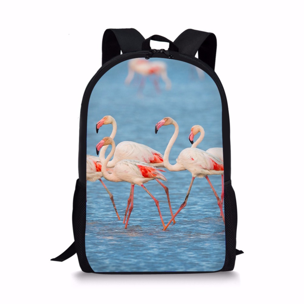 FORUDESIGNS Women Schoolbags Animal Printing Children School Backpack For Teenager Boys And Girls Kids School Bag Mochila bags