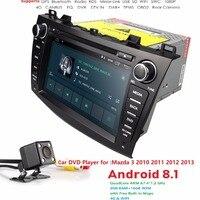 2G+16G 1024*600 QuadCore 4GWIFI BT video audio Multimedia 2din car dvd player for Mazda 3 Mazda3 2010 2011 2012 2013 DAB DTV CAM