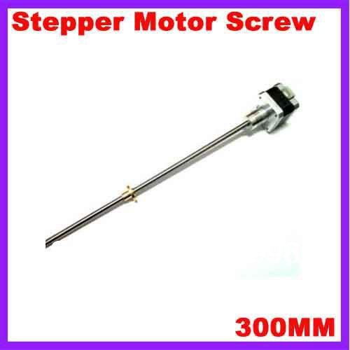 Stepper Motor Screw