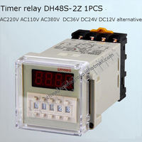 Timer switch temperature controller shop cheap timer switch 1pcs dh48s 2z 001s99m99s delay time relaytimercounter with sciox Images
