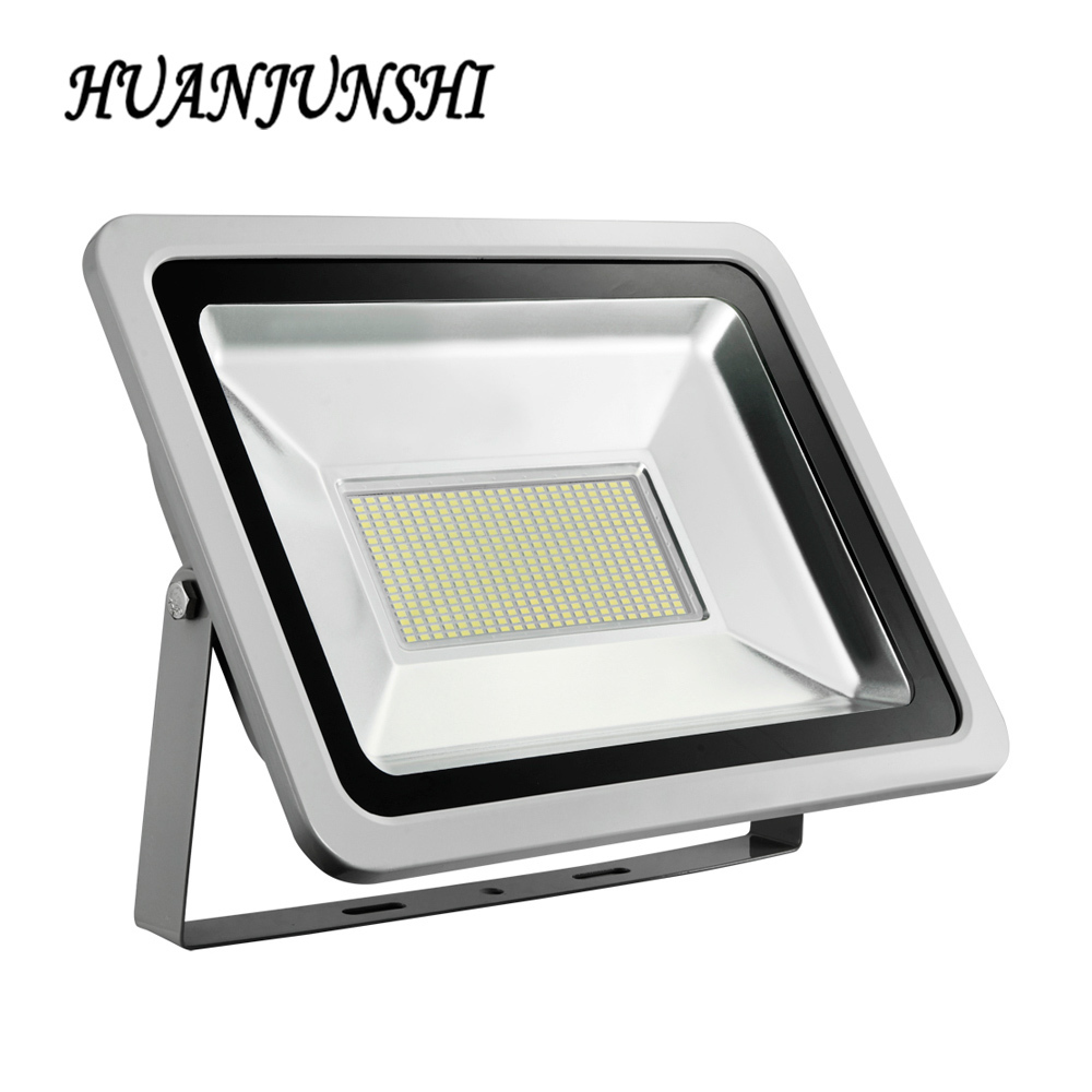 Reflektor LED Flood Light 200W 220V Led Spotlight Floodlight Vandtæt IP65 Projektor Spot Led Lamp Seachlight Udendørsbelysning