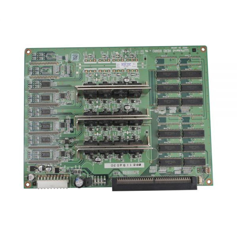 Original Roland Head Board SC-540 / SJ-540 / SJ-740 / FJ-540 / FJ-740 -W811904020 good quality wide format printer roland sp 540 640 vp 300 540 rs640 540 ra640 raster sensor for roland vp encoder sensor