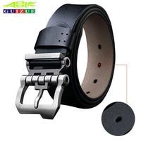 2016 Famous Brand Designer Belts Men High Quality Genuine Leather Belt Retro Classic Metal Buckle Waist