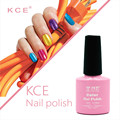 New Arrival KCE Brand Beautiful Nail UV Gel Polish Soak Off Long-Lasting Nail Art Gel for Nail Makeup Hot Sale Nail Polish